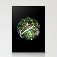 Quetzal Medallion Stationery Cards