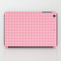 Picnic Pals Gingham In S… iPad Case