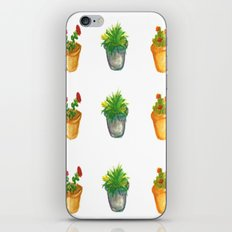 Plants iPhone & iPod Skin