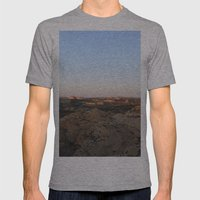 The West Mens Fitted Tee Athletic Grey SMALL