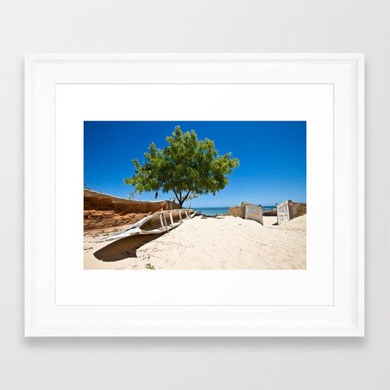 Madagascar. Africa. Framed Art Print
