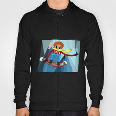 Ski moda-foca Hoody