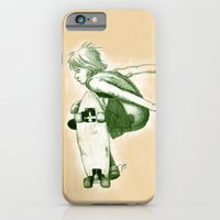 iPhone & iPod Case featuring Rider II by Viu.
