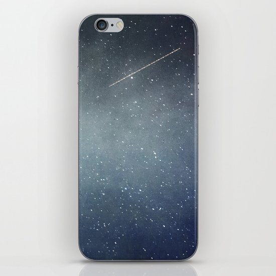 Wish Upon A Star iPhone & iPod Skin