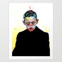 mugshots 02 Art Print