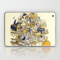 Movies Explosion Laptop & iPad Skin