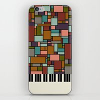 The Well-Tempered Clavier - Bach iPhone & iPod Skin