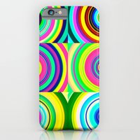 iPhone & iPod Case featuring The Lie is a Round Truth, No. 6 by Arturo Peniche