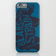 Bears Any Strain iPhone 6s Slim Case