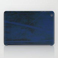 gem blue iPad Case