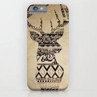 Oh Deer, Oh My iPhone 6 Slim Case