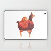 The Lovely Llama Laptop & iPad Skin