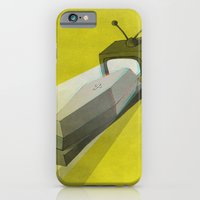 iPhone & iPod Case featuring What's on TV? / II by Dr. Lukas Brezak