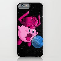 iPhone & iPod Case featuring Inhaler of Worlds by Mandrie