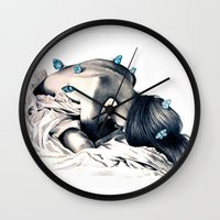 Bodysnatchers  Wall Clock