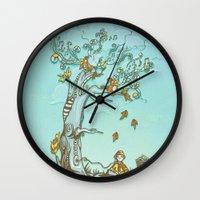 I Hear Music In Everythi… Wall Clock