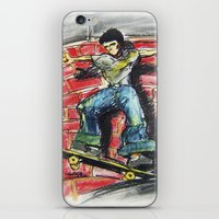 Bust A Move iPhone & iPod Skin