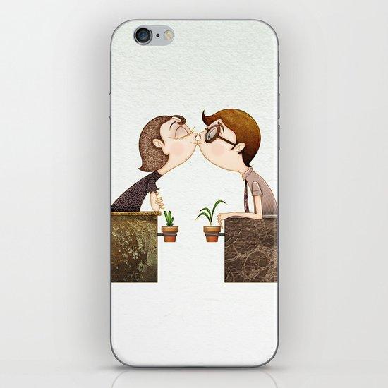 Beso iPhone & iPod Skin
