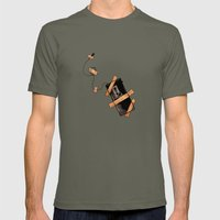 Snitch Mens Fitted Tee Lieutenant SMALL