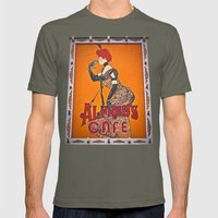 Alfred's Sign Mens Fitted Tee Lieutenant SMALL