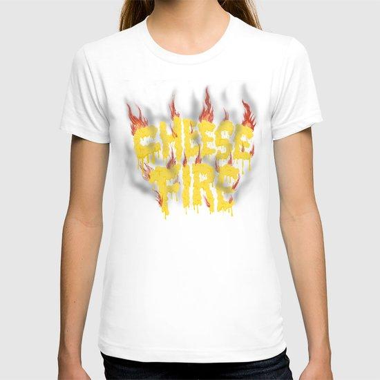 CHEESE FIRE!!! T-shirt