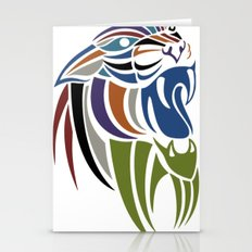 Creature of the wild Stationery Cards