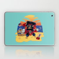 Lucky the Pirate Laptop & iPad Skin