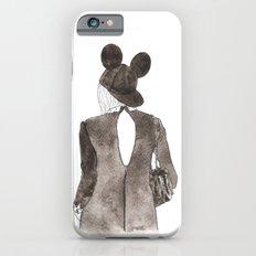 Black in Paris iPhone 6 Slim Case