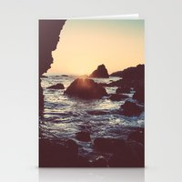 The Sun & The Sea II Stationery Cards