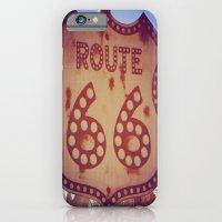 route 66 iPhone 6 Slim Case
