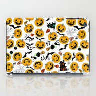 iPad Case featuring Halloween by Mark Ashkenazi