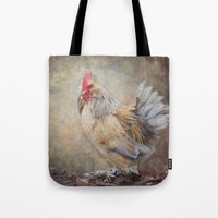 Little Rooster Tote Bag
