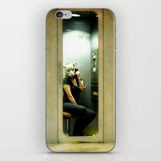 Sometimes you need a plan B iPhone & iPod Skin