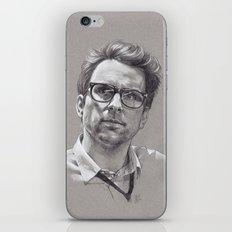 Kaiju Groupie iPhone & iPod Skin