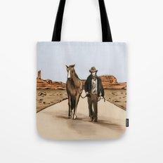 Death Americana Tote Bag