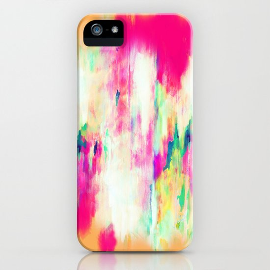 Electric Haze iPhone & iPod Case