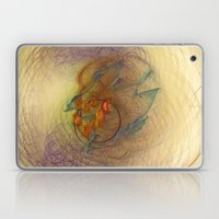 Little Dumbbell Nebula  Laptop & iPad Skin