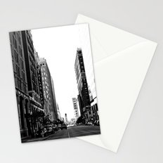 Downtown Tulsa  Stationery Cards
