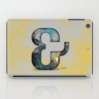 Ampersand Series - Silom Typeface iPad Case