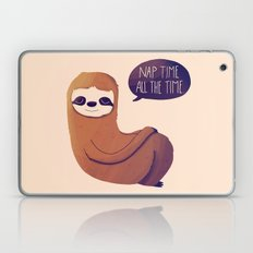 Nap Time All The Time Laptop & iPad Skin