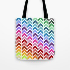 Upside Color Tote Bag