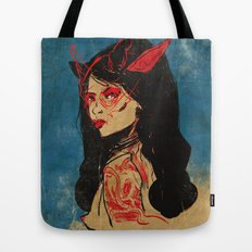 vintage 76 (wicked) Tote Bag