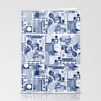 Mittela Pattern Stationery Cards