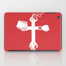 Sign of the Cross iPad Case