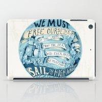 Learn to Sail iPad Case