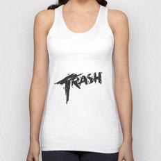 Trash Unisex Tank Top