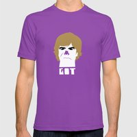 Tyrion Lannister Mens Fitted Tee Ultraviolet SMALL