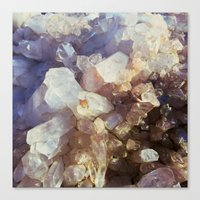 Crystal Magic Canvas Print