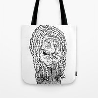 Bach is dead Tote Bag
