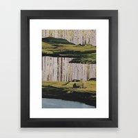Collage No.51 Framed Art Print